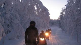 Februar '22: Finnland-Adventuretour